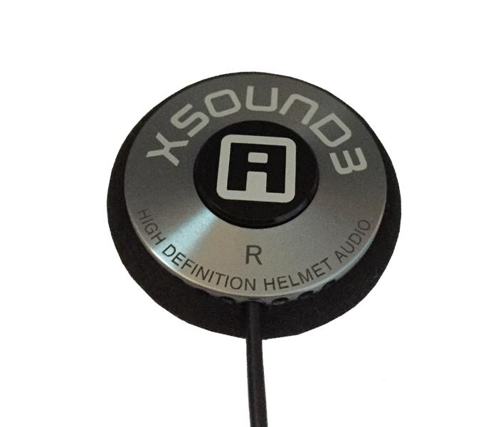 xs3 helmet speaker