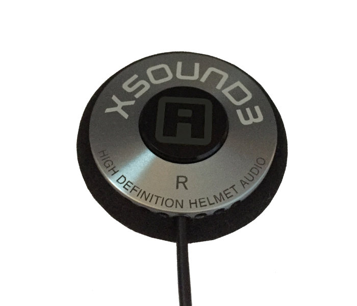 XSound 3 Helmet Speaker - Right