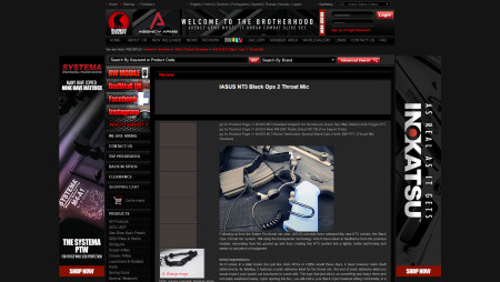 PRESS RELEASE: Feature on Redwolf Airsoft