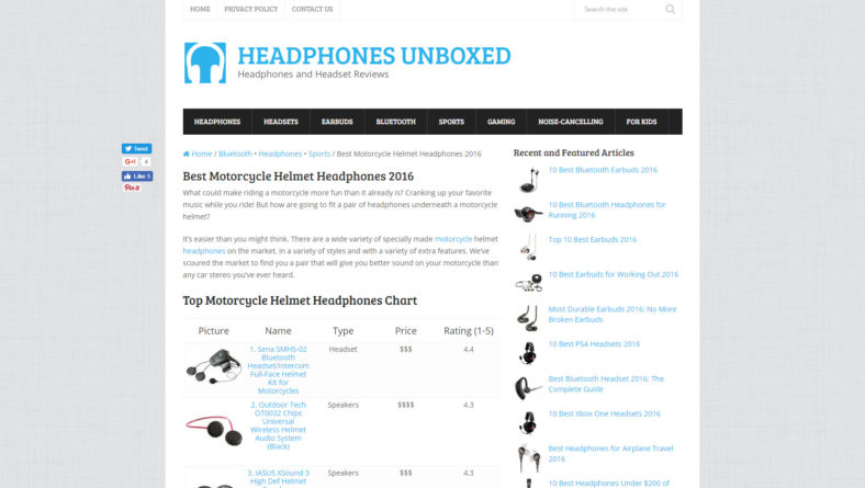 PRESS RELEASE: Headphones Unboxed