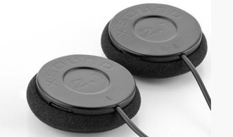 black helmet speaker iasus concepts