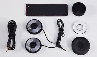 iasus concepts helmet speaker package