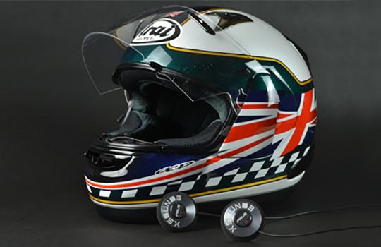 arai helmet speaker