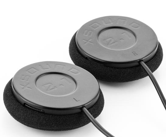helmet speaker xsound 2.1
