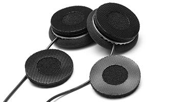 motorcycle helmet speakers spacer