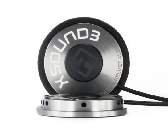 best helmet speaker iasus xsound 3