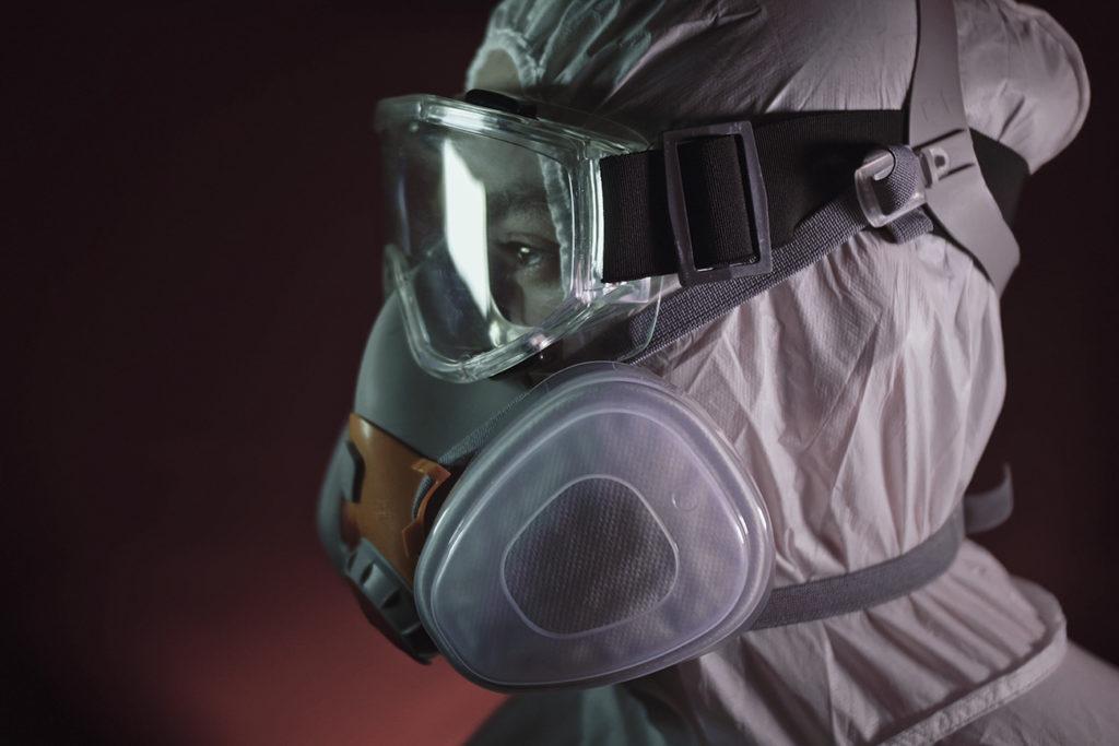 elastomeric mask