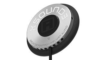 IASUS XSound3 hlmet speaker