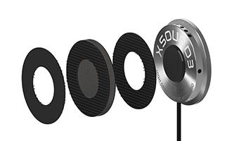 helmet speakers - iasus concepts xsound 3m sticker foam spacer