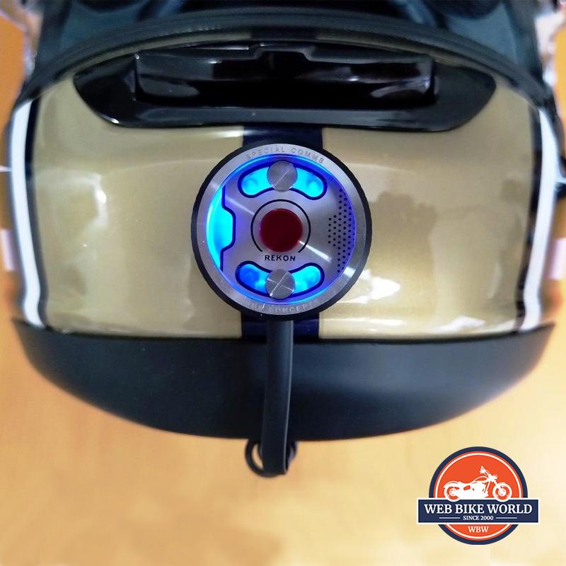 Webbikeworld | IASUS REKON With XSound 3 Headset Review
