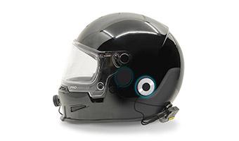 helmet amp