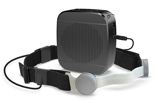 voice amplifier kit throat mic 1